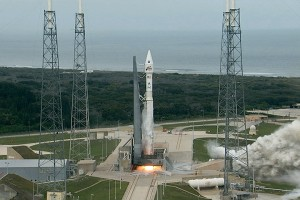 The Atlas V rocket containing MAVEN takes off from Cape Canaveral – November 18, 2013. Photo credit: NASA