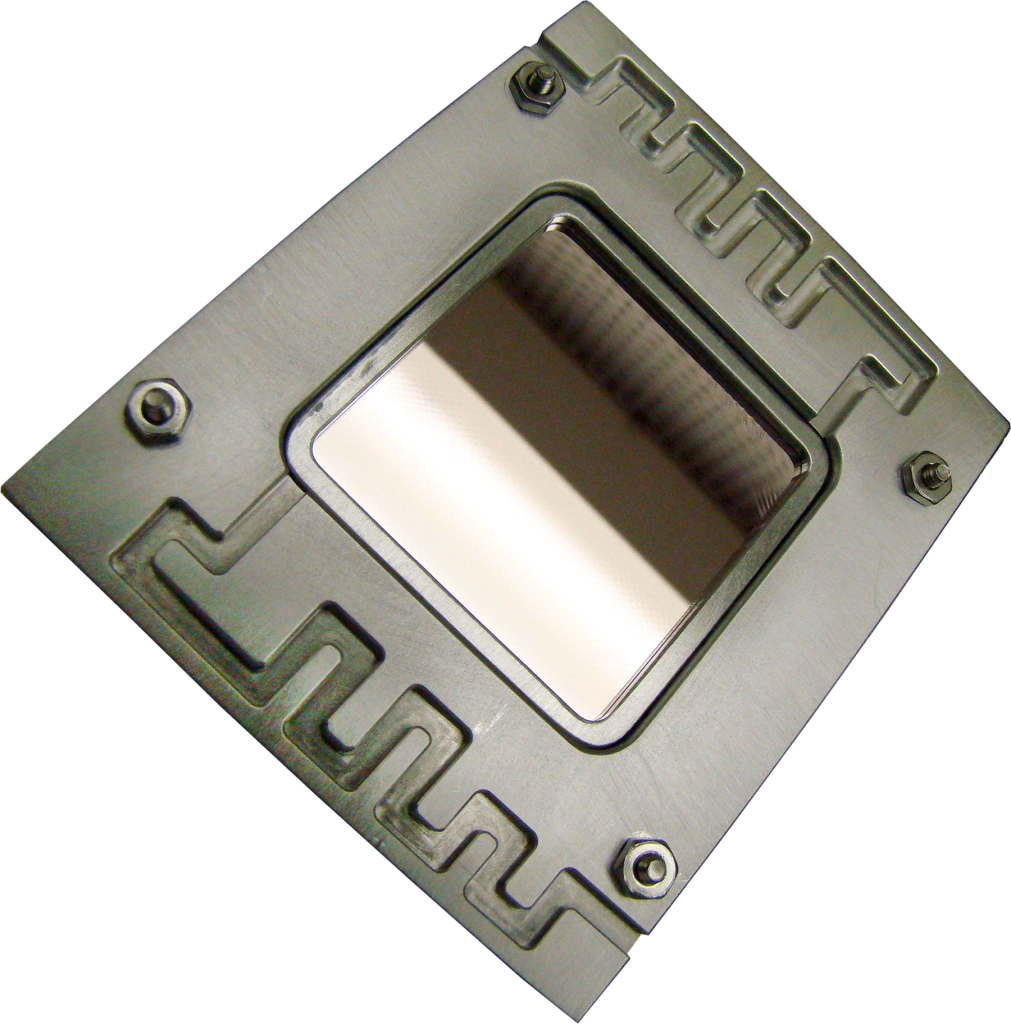 Soft X-Ray Filter for Princeton Instruments' PI-MTE Camera