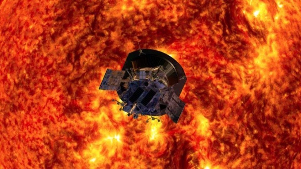 Parker Solar Probe – Credit: NASA's Goddard Space Flight Center